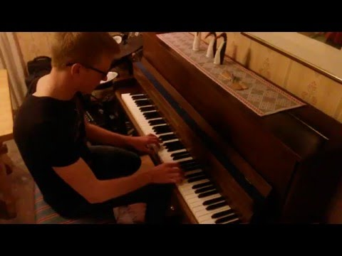 Pong Dance - Vigiland (Piano cover)