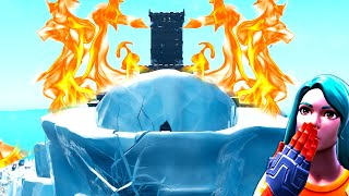 Secrets and Mysteries! Polar is destroying itself! Fortnite