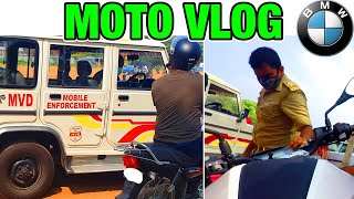 FIRST MOTO VLOG WITH GHOST🥺🥺