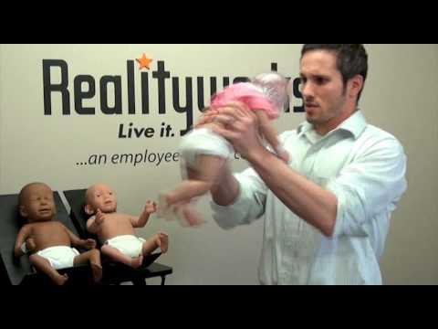 RealCare Shaken Baby Simulator