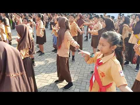 Flashmob Tari Bapang