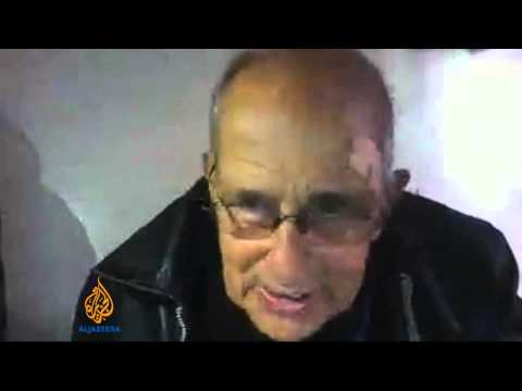 Jesuit priest in Homs speaks to Al Jazeera