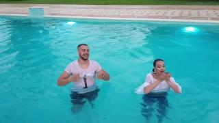 Culita Sterp si Carmen de la Salciua - Farsa la piscina in timpul unei sedinte foto! ))))