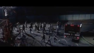 PANDEMIC Official Trailer 2016