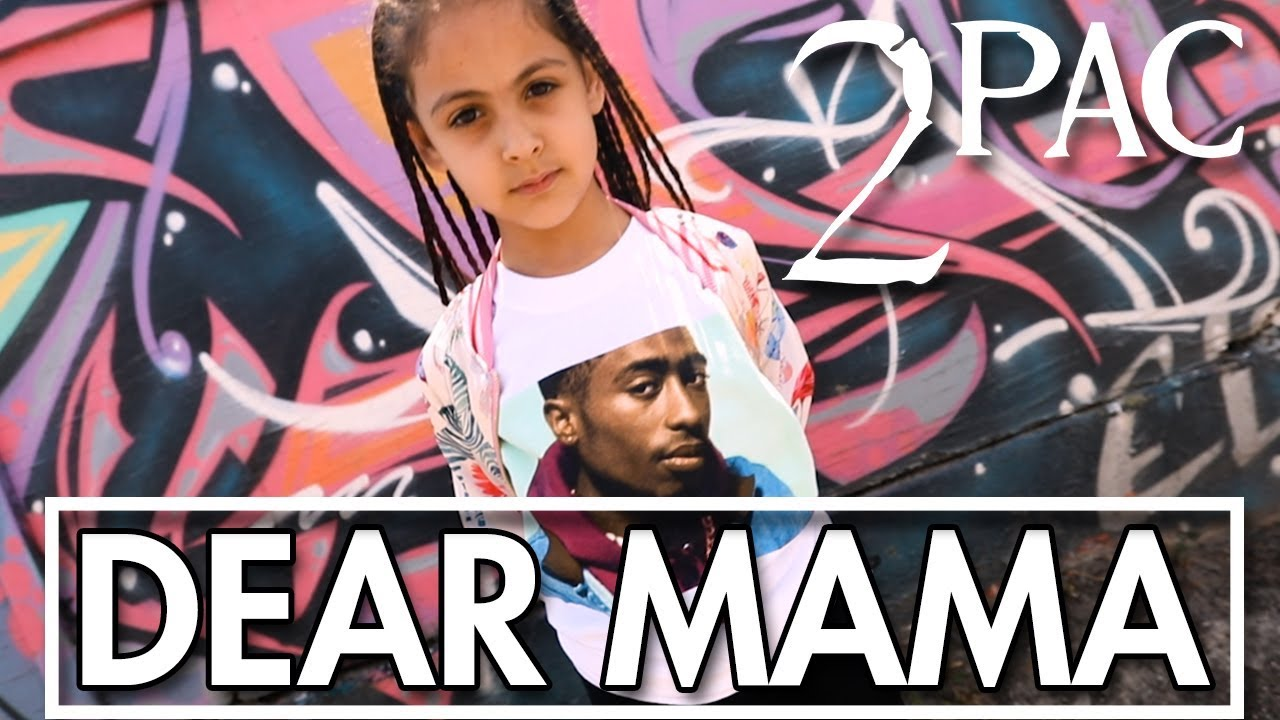 2pac - Dear Mama (Cover by 7 year old Tinie T) | MihranTV