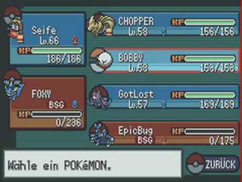 pokemon feuerrot hack