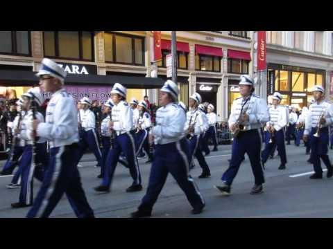 San Francisco Chinese New Year Parade 2017 KIPP San Francisco College Preparatory Band
