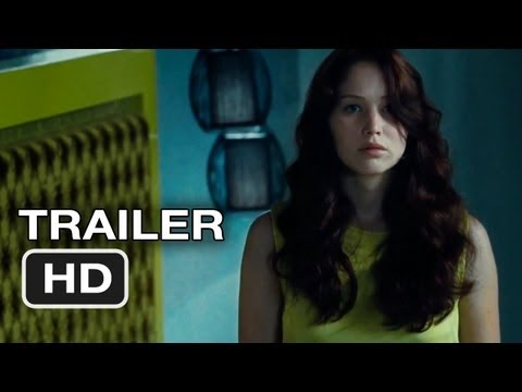 The Hunger Games Official Trailer #2 (2012) - HD Movie