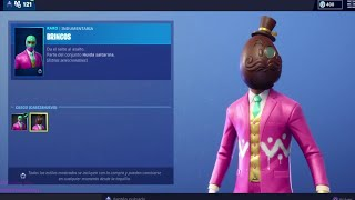 THE *NEW FORTNITE STORE* TODAY APRIL 19TH! MORE *NEW PASCUA SKINS* BRINCOS 😍 ♥️