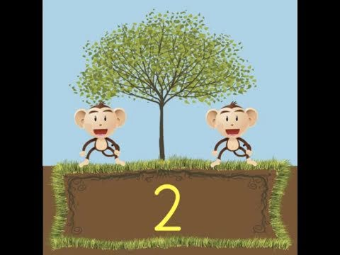 Counting By Twos Song Video