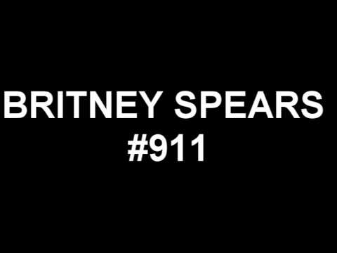 BRITNEY SPEARS - #911
