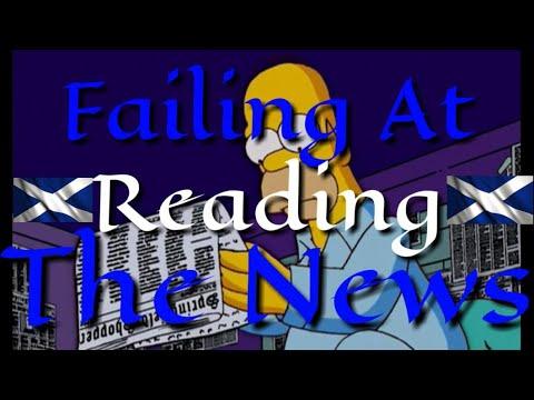 Failing At Reading The News #37