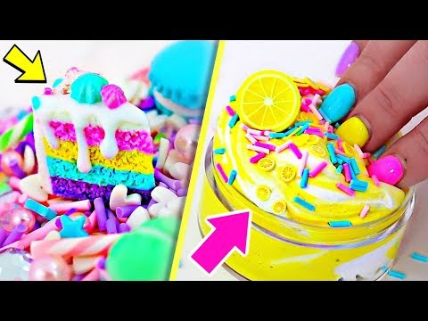 EXTREME Satisfying Slime Makeovers! FIX THIS SLIME CHALLENGE!