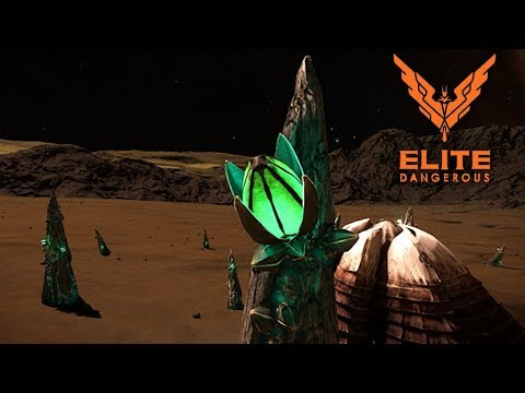 Pleiades Sector Organic Structure | Elite Dangerous Türkçe