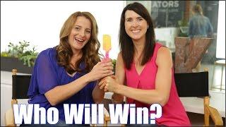 Bold Baking Trivia: Gemma vs. Ann Reardon (Bigger Bolder Baking & How to Cook That)