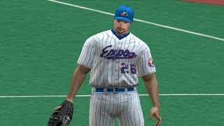 ESPN Baseball 2K4 Gameplay (Xbox) Montreal Expos vs Toronto Blue Jays World Series