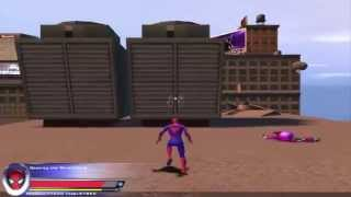 Spider-Man 2 Mission 5 Mysterio