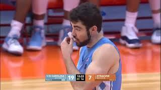 North Carolina at Syracuse  NCAA Men's Basketball February 21, 2018