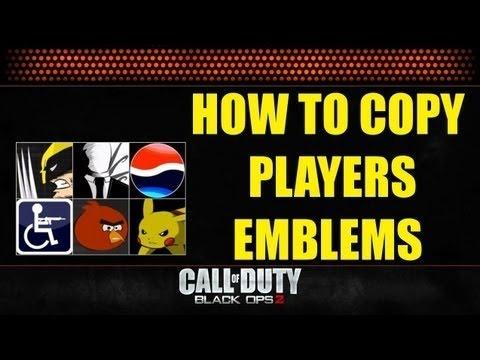 500+ call of duty: black ops 2 emblem tutorials « xbox 360.