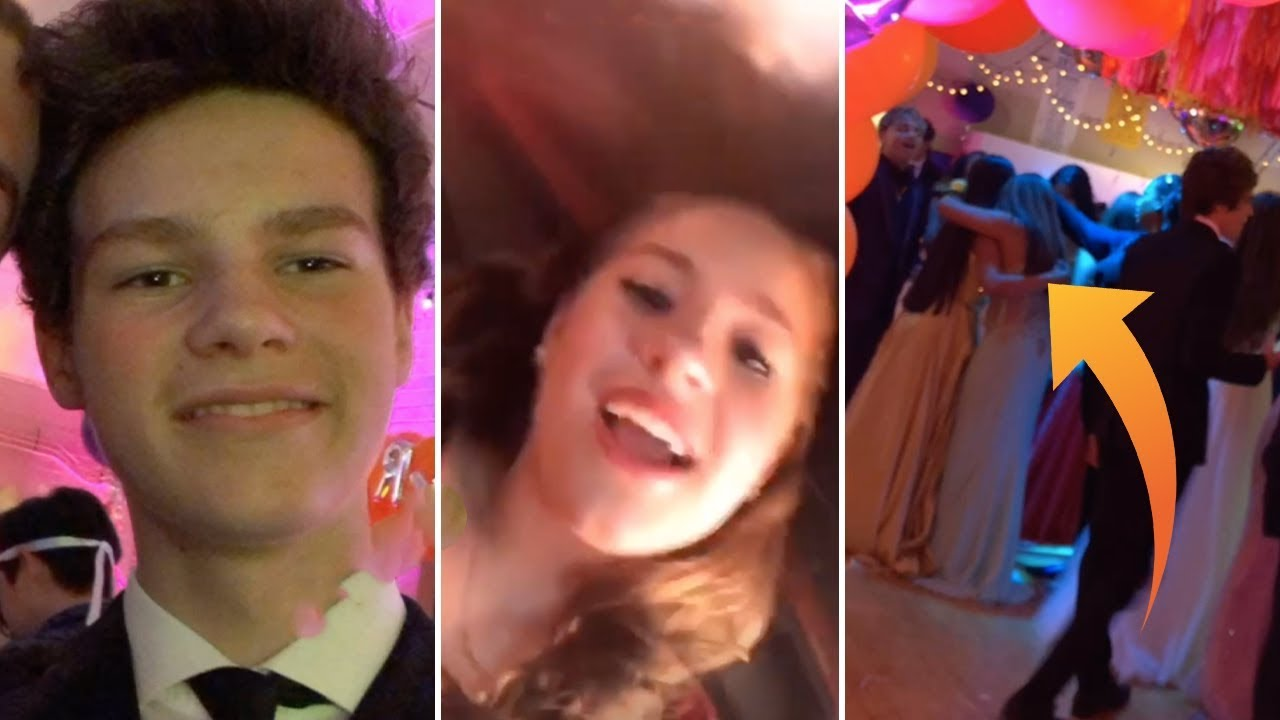 Mackenzie Shows Up At Annie Haydens Prom Night Full Video Youtube