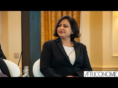 Africonomie - Razia Khan, Managing Director, Head - Africa Macro, Standard Chartered Bank