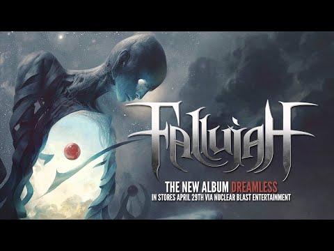 FALLUJAH - 'Scar Queen' (OFFICIAL TRACK VIDEO)