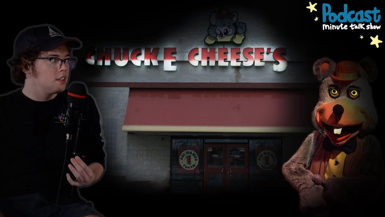 Chuck E. Cheese Was Doing 'Five Nights at Freddy's' Shit For Years- Podcast Minute Talk Show #13