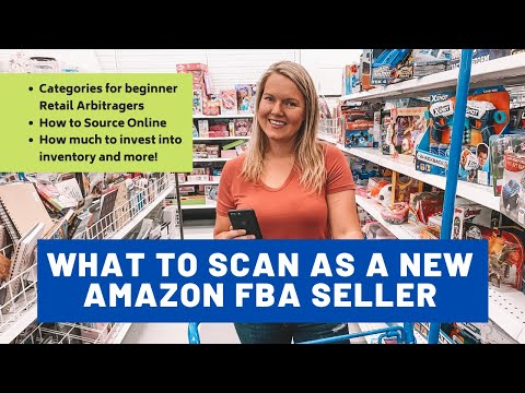What to Scan as a New Retail Arbitrage Amazon FBA Seller