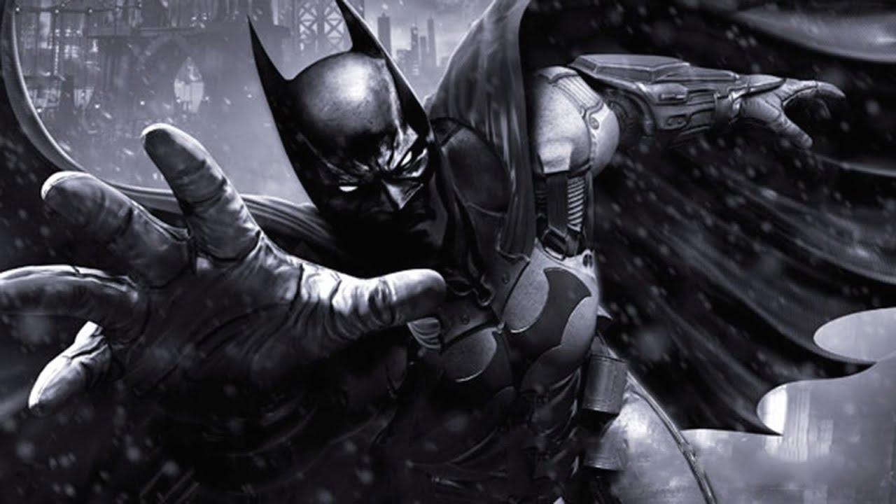 Batman Arkham Origins: A Primeira Hora - YouTube