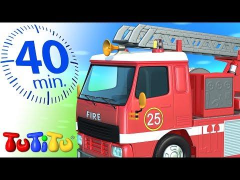TuTiTu は、「おもちゃが息を吹き返す」2-3歳児を対象とした3Dアニメーションによるテレビ番組です。TuTiTuは、カラフルな形を通して子供たちの想...