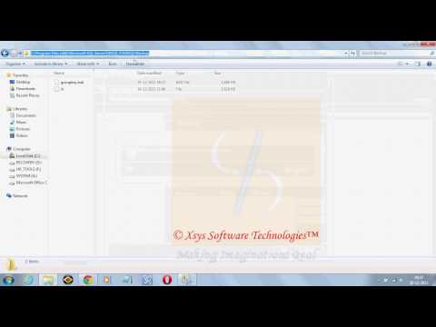 SQL Server 2005 Backup and Restore