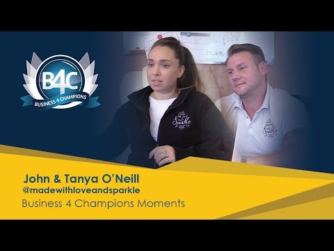 Business 4 Champions Moments E1 | John and Tanya O'Neill