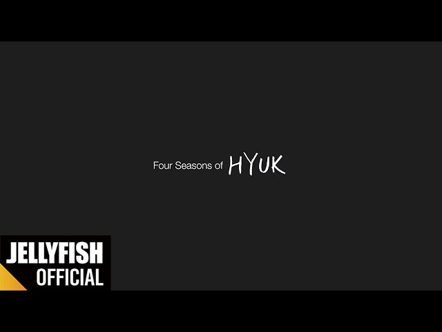 혁(HYUK) - '너의 밤은 아프지 않기를' Coming Soon Teaser