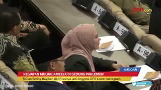 Mulan Jameela Ikut Rayakan Ulang Tahun Wakil Ketua DPR - JPNN.com