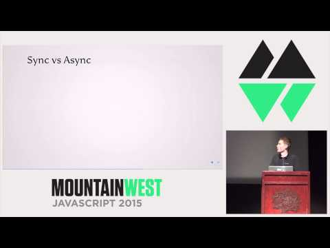 MountainWest JavaScript 2015 - Give your Data the Respect it Deserves by Jason Dobry