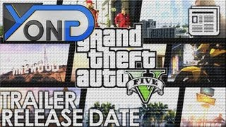 Grand Theft Auto V - Trailer Incoming 11/14!