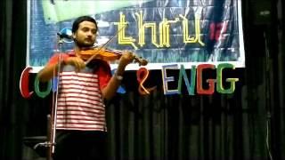 Mohabbatein Violin Tune