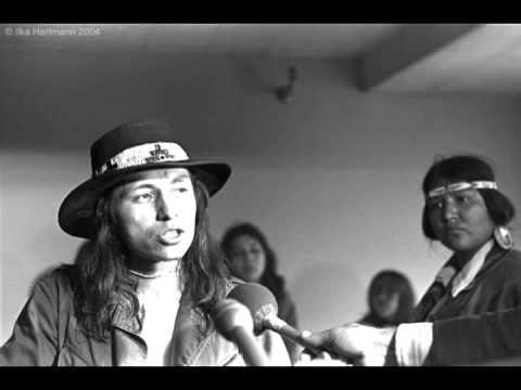 Native American Activist (John Trudell)