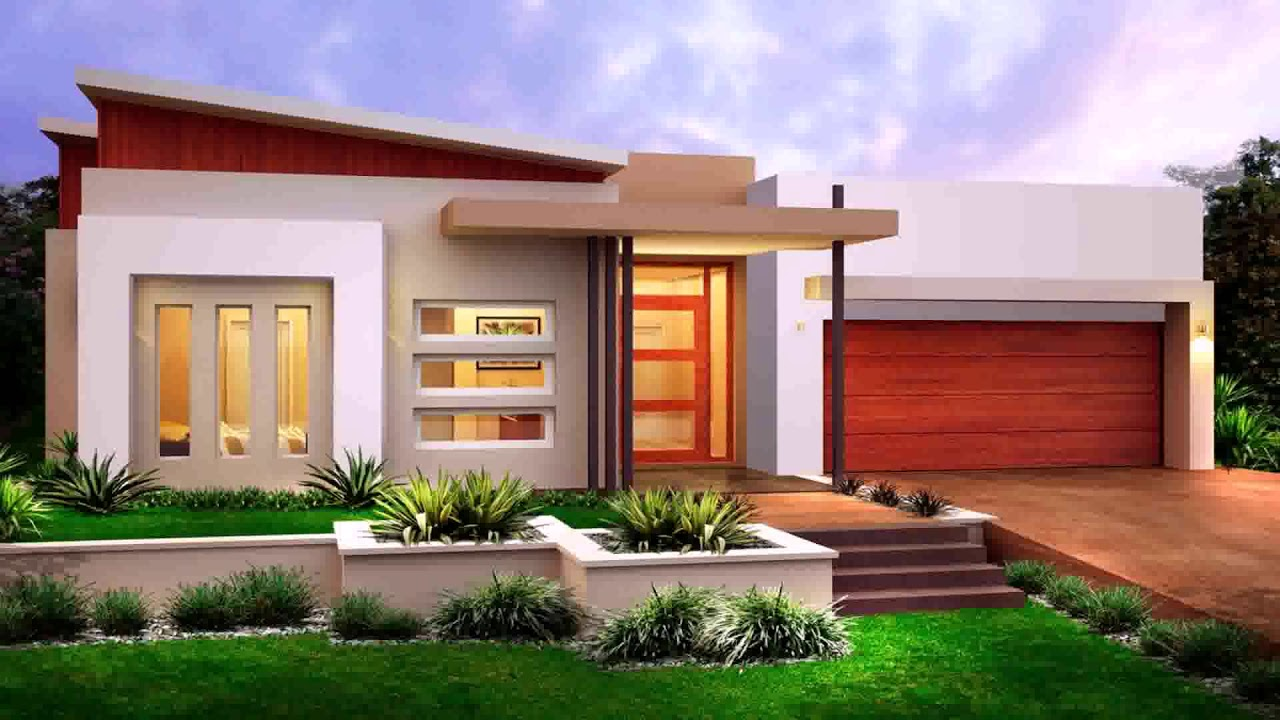 Small House Designs Nsw - YouTube
