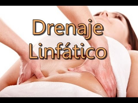 Drenaje Linfático - YouTube