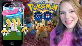 POKÉMON GO HALLOWEEN EVENT + Paid Regigigas Special Research! Pokémon Go News