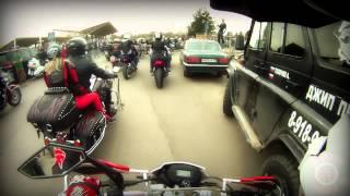 Открытие мотосезона 2013 в Краснодаре