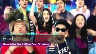 Showtime Songlist 2014 (June To July)