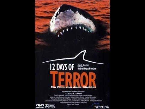 12 дней страха #фильм #ужасы #акулы #страшное #кровь