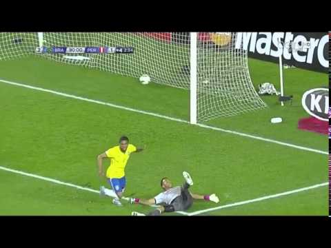 Neymar pulls off two moments of individual brilliance