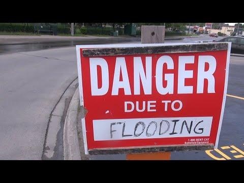 Trenton Ontario Water Levels Update - Quinte West