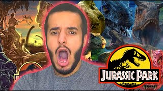 Watching Jurassic Park For The First Time  Part 2