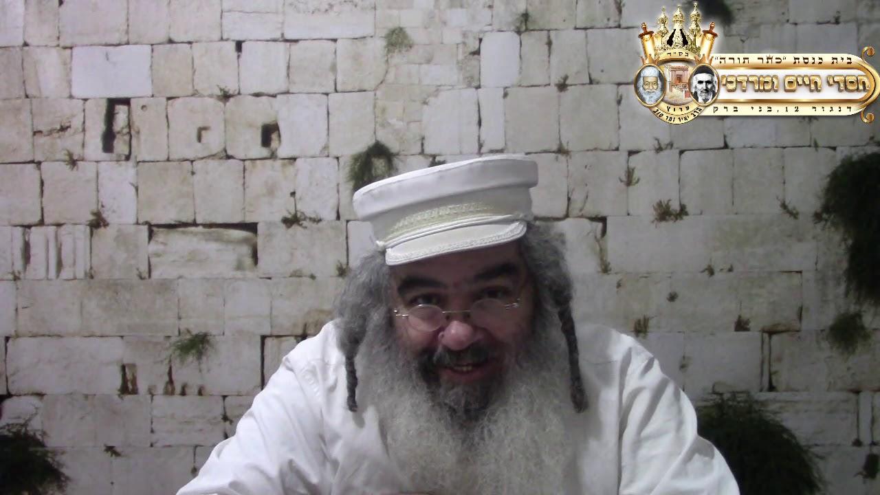 טיפים מרבנו לדור האחרון!!! הרב חביב אלול