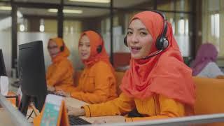 Cover Lagu Selamat Lebaran Oleh Karyawan Pos Indonesia (Full Versi) 1439 H/2018