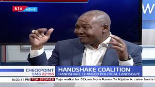 Handshake Coalitions, Elections Act Impasse, and talks of postponing 2022 elections | CHECKPOINT